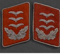 Luftwaffe Signal's Hauptmann's Tab's