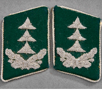 Luftwaffe Admin. Official's Tab's