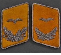 Luftwaffe Flight Leutnant's Tab's