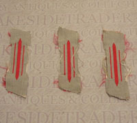 Fire Protection EM/NCO Collar Tabs