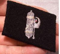 Italian Waffen Grenadier SS Division Collar Tab