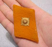 Luftwaffe Flight EM Collar Tab