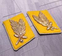 SA Oberführer Collar Tabs