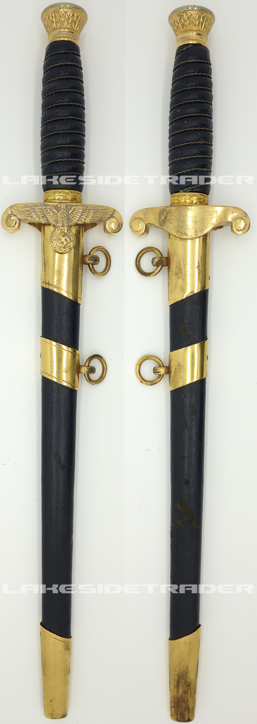 Water Customs Dagger by Hörster