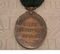 Territorial Force Efficiency Medal Edward VII