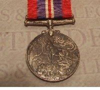 Canadian 1939-1945 War Medal