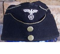 DAF M43 Officer's Overseas Cap