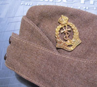 Commonwealth RAF Wedge Cap