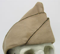 US Army Officers Tropical Overseas Cap