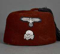 A Dress Uniform Fez