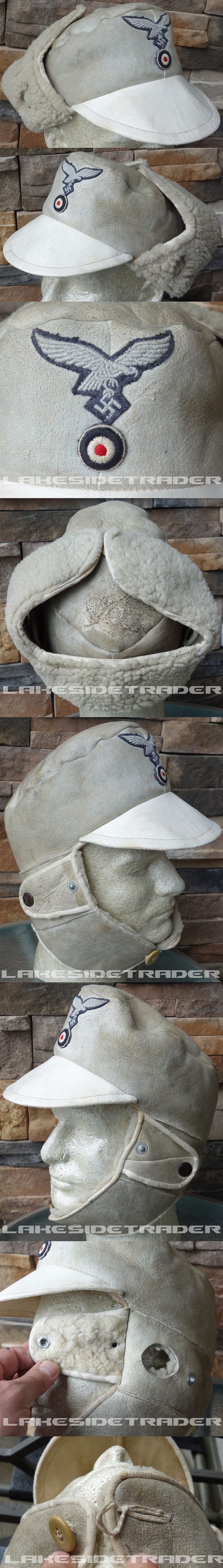 Luftwaffe Winter Fur Cap