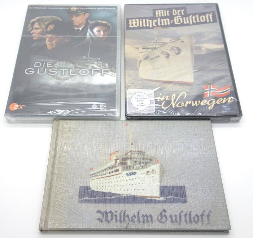My KdF 'Wilhelm Gustloff' Collection