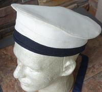 Royal Canadian Navy Sailor's Service Cap RCN Hat