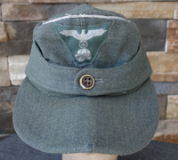 SS M43 Waffen SS Officer Field Cap
