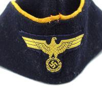 Kriegsmarine Female Auxiliary Overseas Cap