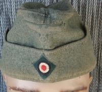 Army EM/NCO Oversea's Cap
