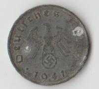 10 Reichspfennig Coin 1941