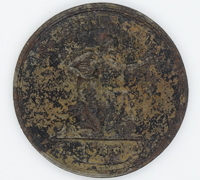 "Imperial ""In Iron Time"" Medallion 1916"