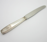 Adolf Hitler Formal Pattern Luncheon Knife