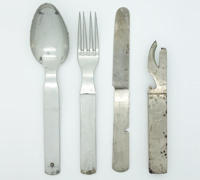 Field Issue Wehrmacht Cutlery Set
