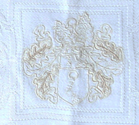 Hermann Goring Formal Napkin