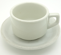 Luftwaffe Cup and Saucer