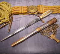 Communist Bulgarian Army Dagger Model 1952