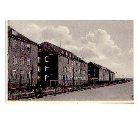 Postcard - Picture of Barracks