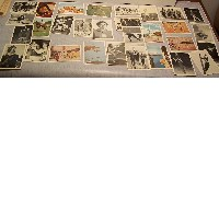 30 Cigarette Cards 1952 Olympics
