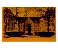 Dominik Barracks Hamburg Harburg, Postcard