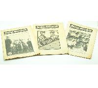 3 HJ Propaganda Magazines Jung-Roland