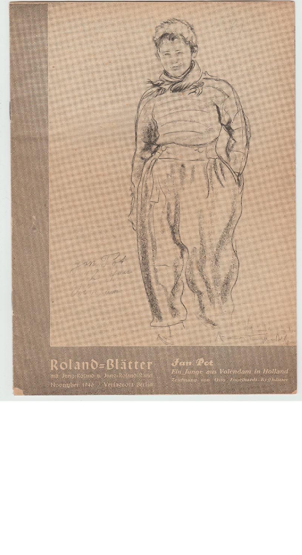 Roland-Blätter Magazine