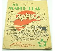 Maple Leaf Scrapbook No3