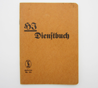 Hitler Youth Dienstbuch (Service Book)