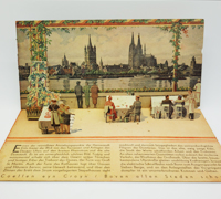 Cologne Cathedral Tourist Brochure