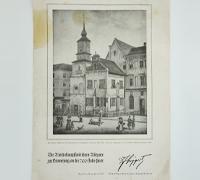 16th Century Berlin Town Hall 700 Year Celebration 1937