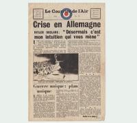 R.A.F. Propaganda Leaflet 1941