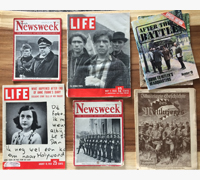 7 Magazines from 1914-1977
