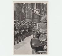 """Cigarette Card - """"Sammelwerk Nr. 8: Deutschland erwacht"""""""