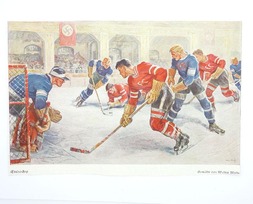 NSDAP Hockey Photo