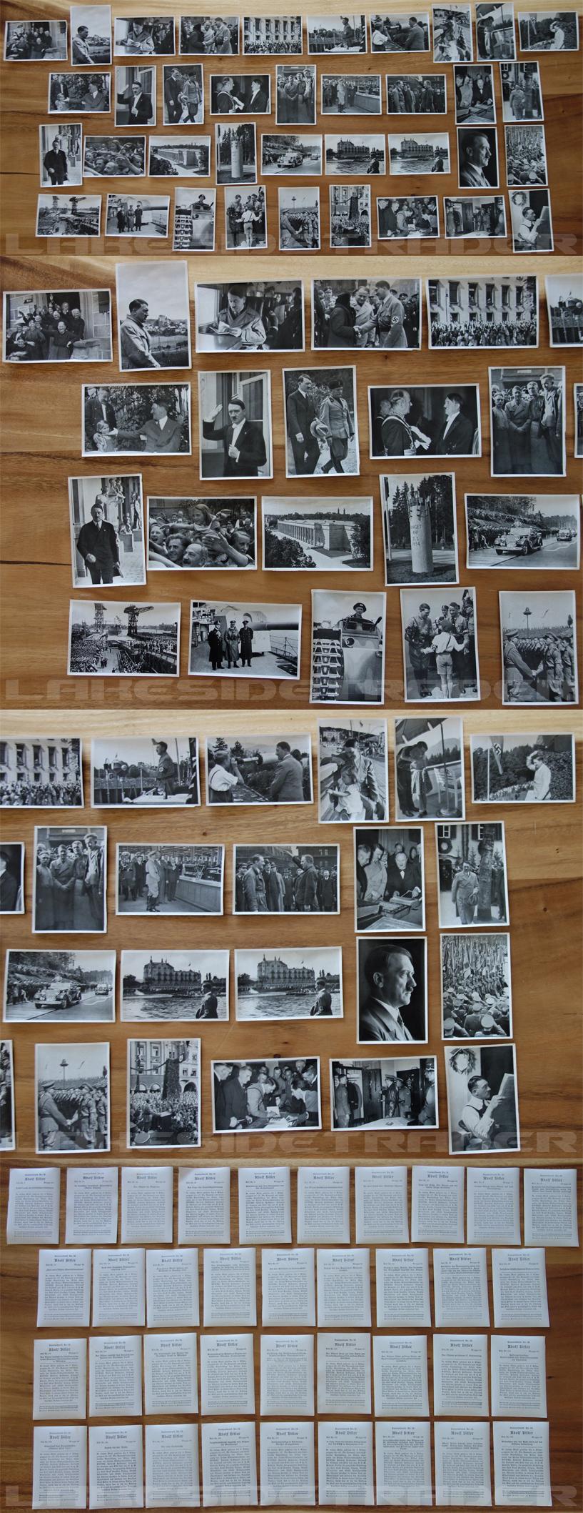 """37 - """"Sammelwerk Nr. 15 Adolf Hitler"""" - Gruppe 64"""