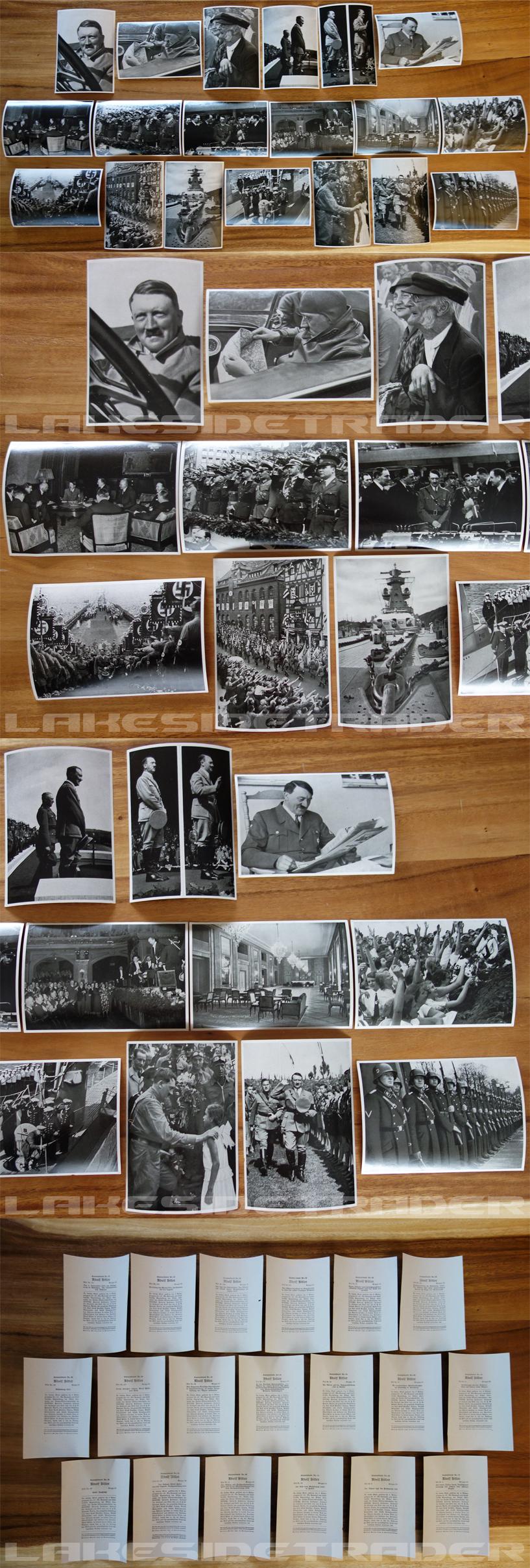 """19 - """"Sammelwerk Nr. 15 Adolf Hitler"""" - Gruppe 65"""