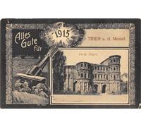 Postcard of the Porta Nigra