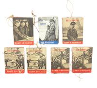 7 WHW Propaganda Booklets