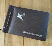 Luftwaffe Afrika Korps Photo Album