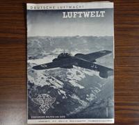 NSFK Magazine - Deutsche Luftwacht Luftwelt 1943