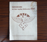 NSFK Magazine Gliding Competition 1938