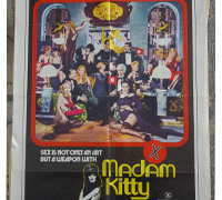 "Madam Kitty ""naughty"" Poster"