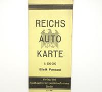 Reichs Auto Karte