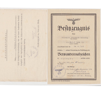 2 Award documents to same soldier IAB and BWB